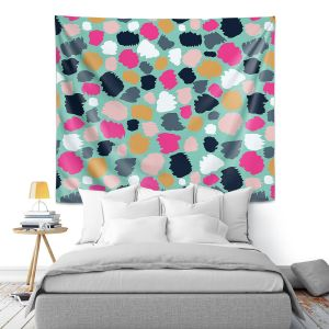 Artistic Wall Tapestry   Olive Smith - Dash ll