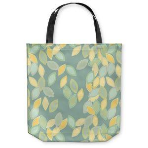 Unique Shoulder Bag Tote Bags |Olive Smith - Feuiles l