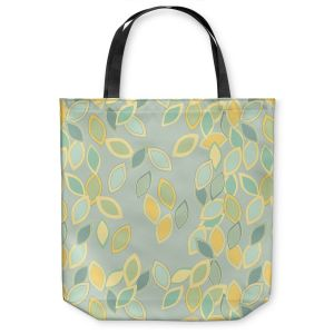 Unique Shoulder Bag Tote Bags |Olive Smith - Feuiles ll
