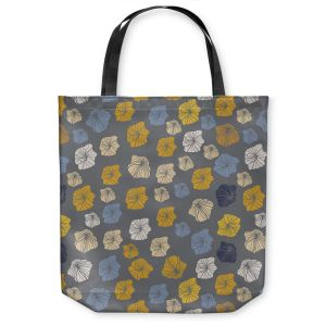 Unique Shoulder Bag Tote Bags |Olive Smith - Gerbera Elements ll