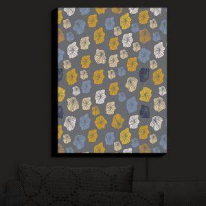 Nightlight Sconce Canvas Light   Olive Smith - Gerbera Elements II   Florals Patterns