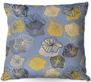 Throw Pillows Decorative Artistic | Olive Smith - Gerbera ll