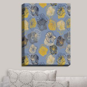 Decorative Canvas Wall Art | Olive Smith - Gerbera II | Florals Patterns