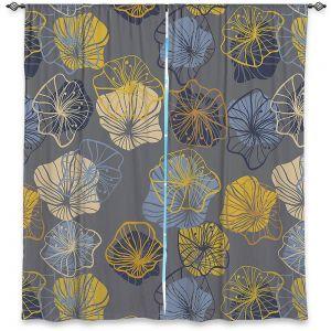 Decorative Window Treatments | Olive Smith - Gerbera lll