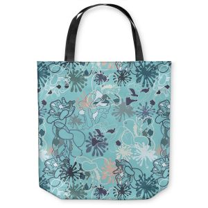 Unique Shoulder Bag Tote Bags |Olive Smith - Illa