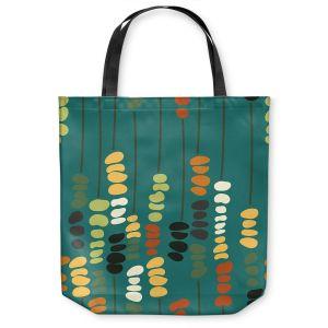 Unique Shoulder Bag Tote Bags | Olive Smith - Sticks and Stones 1 | Rocks Nature Patterns