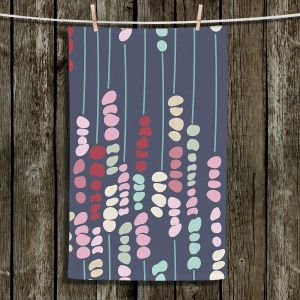 Unique Bathroom Towels | Olive Smith - Sticks and Stones 2 | Rocks Nature Patterns