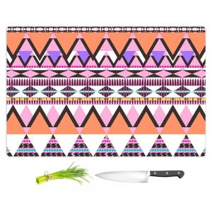 Artistic Kitchen Bar Cutting Boards | Organic Saturation - Colorful Dream Nativo