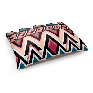 Decorative Dog Pet Beds | Organic Saturation's Mountain Nativo Tribal