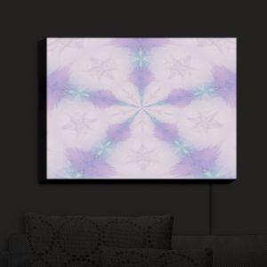 Nightlight Sconce Canvas Light | Pam Amos - Emerald Opal