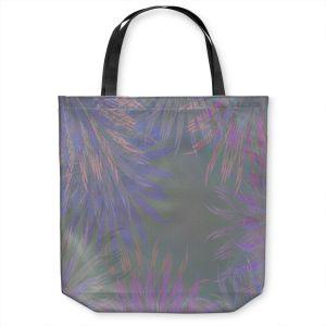 Unique Shoulder Bag Tote Bags   Pam Amos - Leaves 5   digital nature silhouette