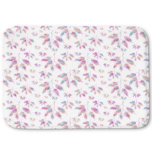 Decorative Bathroom Mats   Pam Amos - Rainbow Levels 3   repetition geometric mandala flower