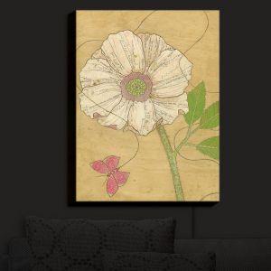 Nightlight Sconce Canvas Light | Paper Mosaic Studio - Aerial Maneuvers