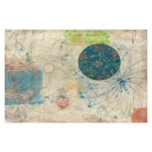 Decorative Floor Coverings | Paper Mosaic Studio - Earthy Soul