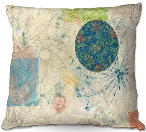 Throw Pillows Decorative Artistic | Paper Mosaic Studio - Earthy Soul