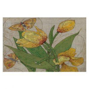 Decorative Floor Coverings | Paper Mosaic Studio - Entwine
