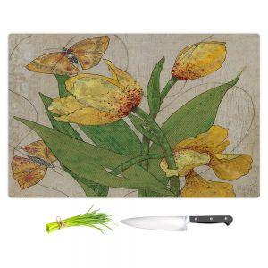 Artistic Kitchen Bar Cutting Boards | Paper Mosaic Studio - Entwine