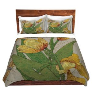 Artistic Duvet Covers and Shams Bedding   Paper Mosaic Studio - Entwine