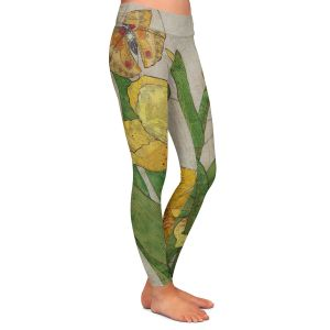 Casual Comfortable Leggings | Paper Mosaic Studio - Entwine