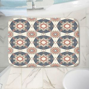 Decorative Bathroom Mats | Paper Mosaic Studio - Pattern A