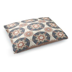 Decorative Dog Pet Beds | Paper Mosaic Studio - Pattern A