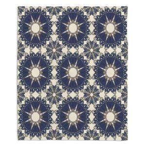 Artistic Sherpa Pile Blankets | Paper Mosaic Studio - Pattern B