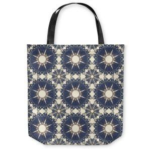 Unique Shoulder Bag Tote Bags | Paper Mosaic Studio - Pattern B