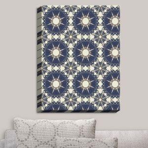 Decorative Canvas Wall Art | Paper Mosaic Studio - Pattern B | Patterns Shapes