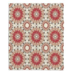 Artistic Sherpa Pile Blankets | Paper Mosaic Studio - Pattern C