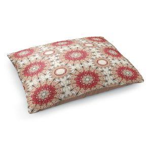 Decorative Dog Pet Beds | Paper Mosaic Studio - Pattern C