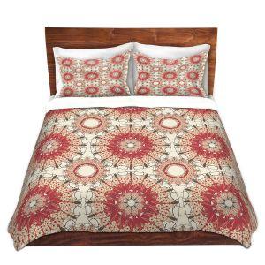 Artistic Duvet Covers and Shams Bedding   Paper Mosaic Studio - Pattern C
