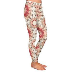 Casual Comfortable Leggings | Paper Mosaic Studio - Pattern C
