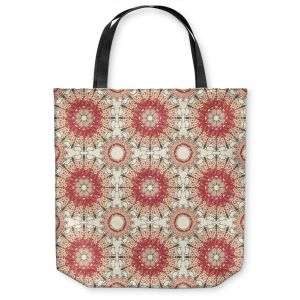 Unique Shoulder Bag Tote Bags | Paper Mosaic Studio - Pattern C