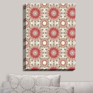 Decorative Canvas Wall Art | Paper Mosaic Studio - Pattern C | Patterns Shapes