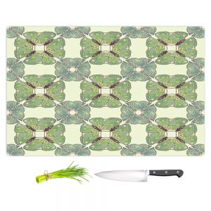 Artistic Kitchen Bar Cutting Boards | Paper Mosaic Studio - Pattern E