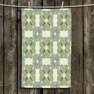 Unique Bathroom Towels | Paper Mosaic Studio - Pattern E