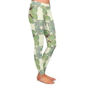 Casual Comfortable Leggings | Paper Mosaic Studio - Pattern E