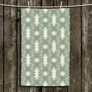 Unique Hanging Tea Towels | Paper Mosaic Studio - Pattern F | Patterns Shapes