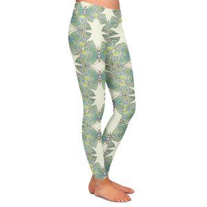 Casual Comfortable Leggings | Paper Mosaic Studio - Pattern F