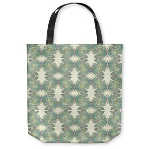 Unique Shoulder Bag Tote Bags | Paper Mosaic Studio - Pattern F