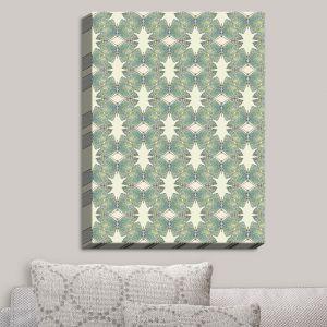Decorative Canvas Wall Art | Paper Mosaic Studio - Pattern F | Patterns Shapes