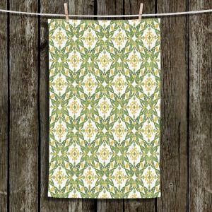 Unique Bathroom Towels | Paper Mosaic Studio - Pattern G