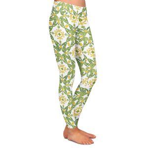 Casual Comfortable Leggings | Paper Mosaic Studio - Pattern G