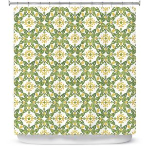 Premium Shower Curtains | Paper Mosaic Studio - Pattern G
