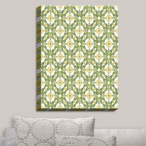 Decorative Canvas Wall Art | Paper Mosaic Studio - Pattern G | Patterns Shapes