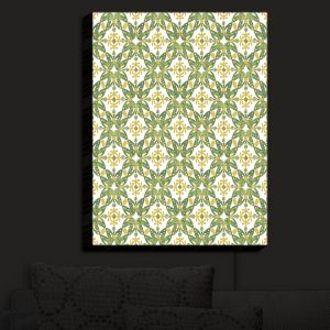Nightlight Sconce Canvas Light | Paper Mosaic Studio - Pattern G | Patterns Shapes