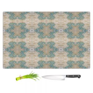 Artistic Kitchen Bar Cutting Boards | Paper Mosaic Studio - Pattern K