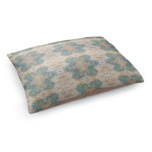 Decorative Dog Pet Beds | Paper Mosaic Studio - Pattern K