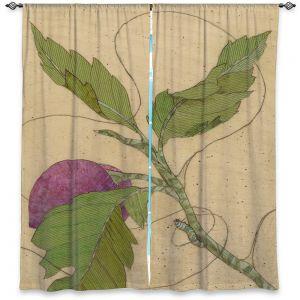 Decorative Window Treatments   Paper Mosaic Studio - Purple Flower