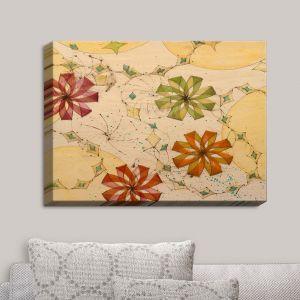 Decorative Canvas Wall Art | Paper Mosaic Studio - Release | Patterns Shapes